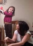 BabySuds helps bottle Laundry Soap.