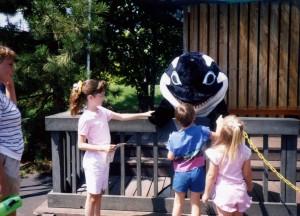 Sea World 1989