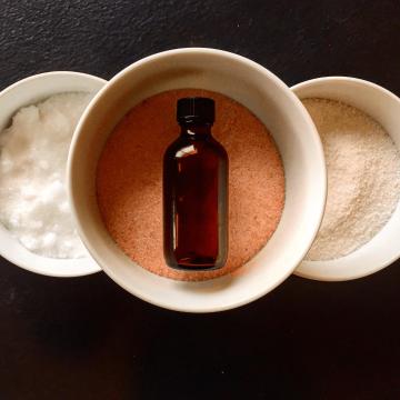 All about bath salts