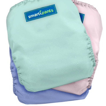 cloth diapers: Getting started