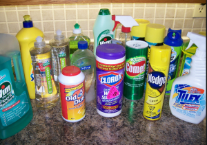 How many cleaners do you have?